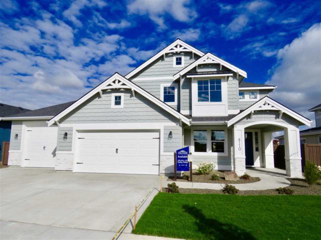 4110 W Sunny Cove St, Meridian, ID 83646 (MLS #98709536) :: Build Idaho