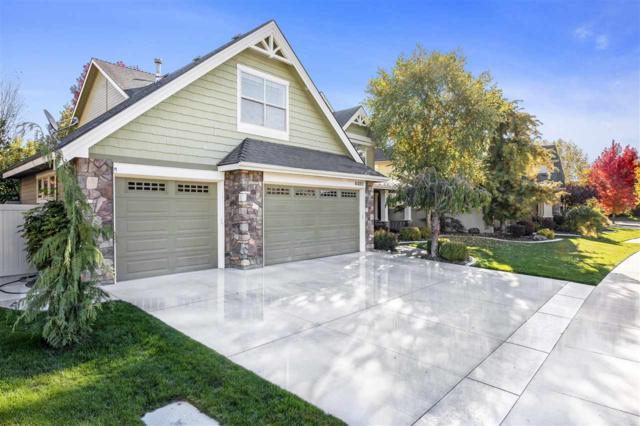 4480 N Trail  Blazer Place, Meridian, ID 83646 (MLS #98709538) :: Juniper Realty Group