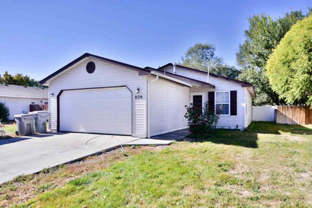 829 Mason Loop, Nampa, ID 83686 (MLS #98709679) :: Full Sail Real Estate