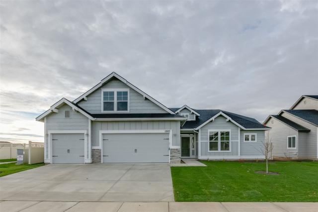 11883 W Trailheights St., Star, ID 83669 (MLS #98710104) :: Full Sail Real Estate