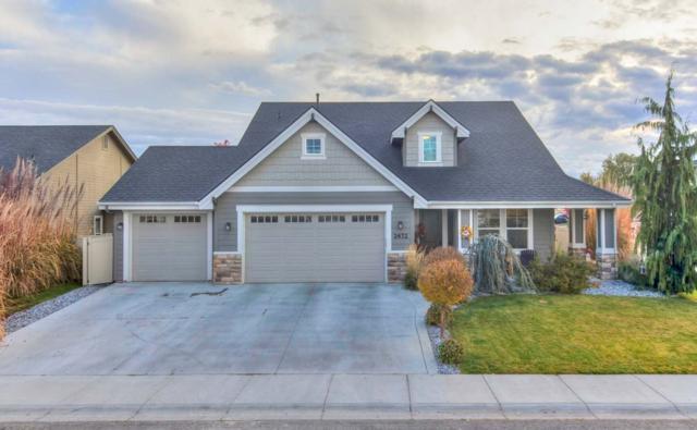 2472 N Tweedbrook Ave, Meridian, ID 83646 (MLS #98710151) :: Full Sail Real Estate
