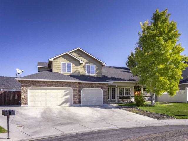548 Willowridge, Kuna, ID 83634 (MLS #98710476) :: Full Sail Real Estate