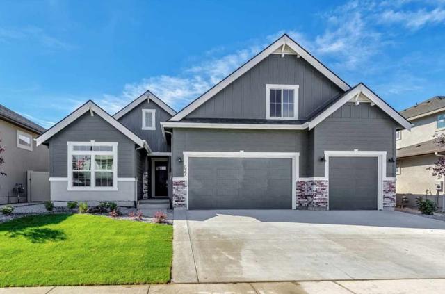 677 E Crest Ridge Dr., Meridian, ID 83642 (MLS #98711039) :: Full Sail Real Estate