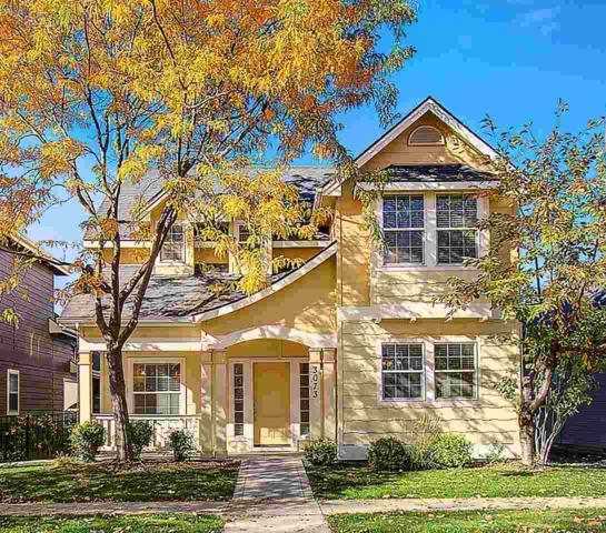 3073 S Hudspeth Ave, Meridian, ID 83642 (MLS #98711533) :: Full Sail Real Estate