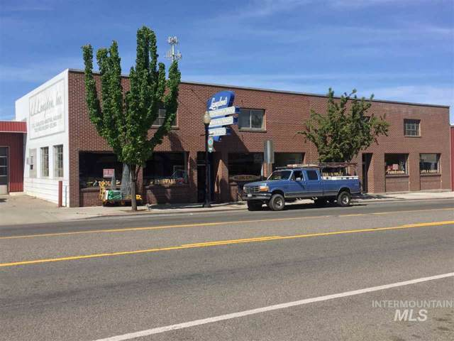 223 S Broadway, Buhl, ID 83316 (MLS #98711753) :: Shannon Metcalf Realty