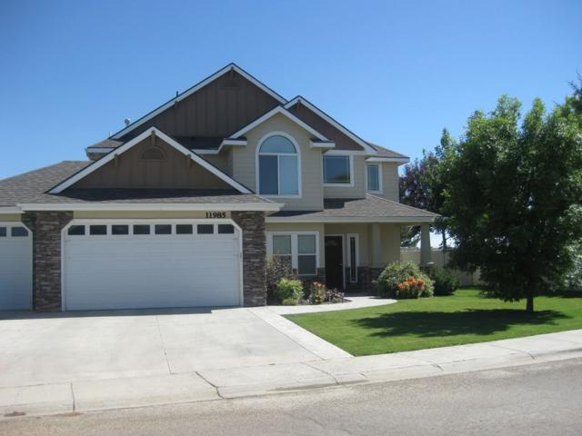 11985 Gold Finch, Caldwell, ID 83605 (MLS #98711953) :: Boise River Realty