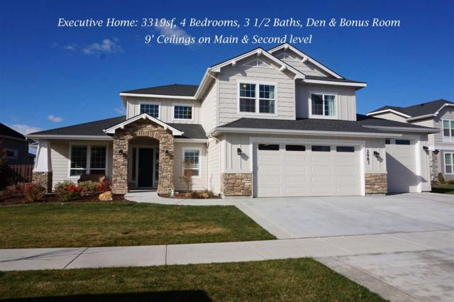 2983 S Bergman Way, Eagle, ID 83616 (MLS #98712010) :: Jon Gosche Real Estate, LLC