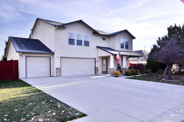 3320 S Oxbow Dr, Nampa, ID 83686 (MLS #98712187) :: New View Team