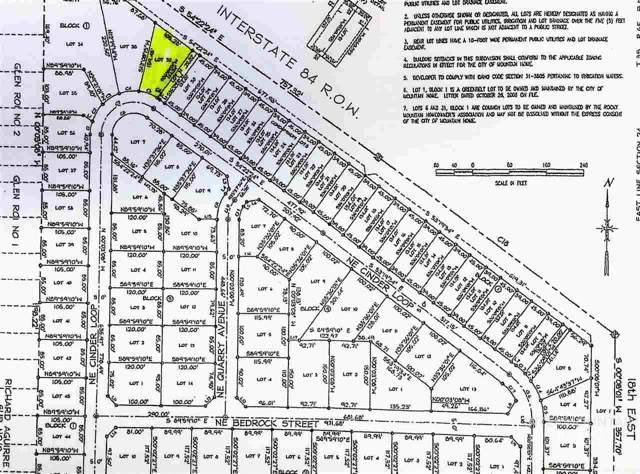 TBD NE Cinder Loop, Mountain Home, ID 83647 (MLS #98713016) :: Beasley Realty