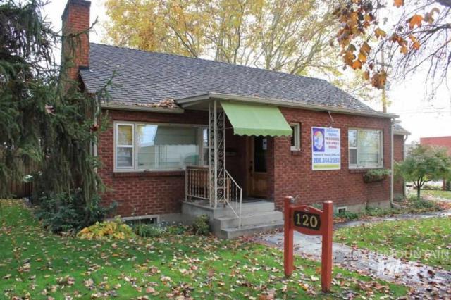 120 N 23rd St, Boise, ID 83702 (MLS #98713446) :: Jackie Rudolph Real Estate