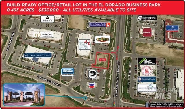 2015 S Eagle Road, Meridian, ID 83642 (MLS #98714244) :: Full Sail Real Estate