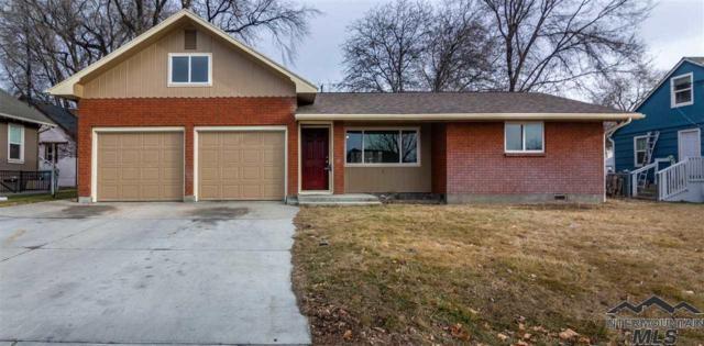 910 S Garland St., Nampa, ID 83686 (MLS #98714973) :: Jon Gosche Real Estate, LLC