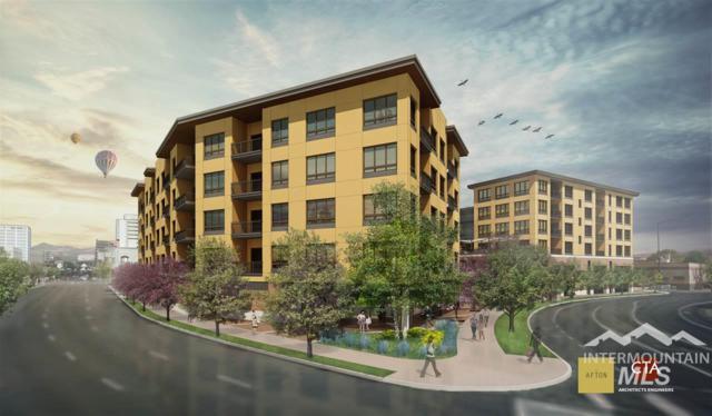 880 W River Street #215, Boise, ID 83702 (MLS #98715071) :: New View Team