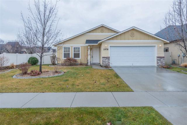 2978 NW 11TH AVE, Meridian, ID 83646 (MLS #98715203) :: Jon Gosche Real Estate, LLC