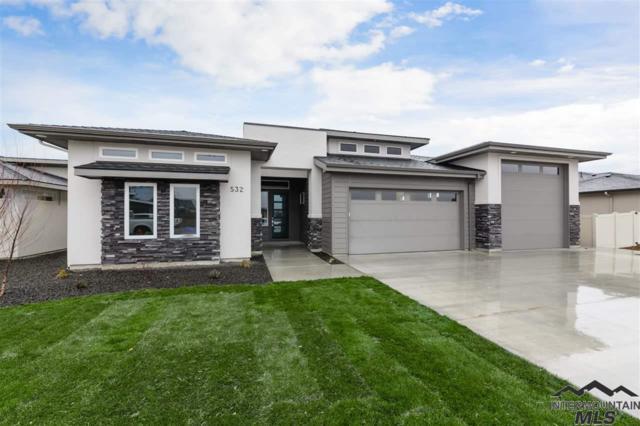 519 W Oak View Dr., Meridian, ID 83642 (MLS #98715356) :: Jackie Rudolph Real Estate