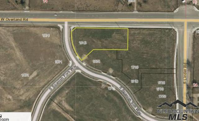 1646 S Spanish Sun Way, Meridian, ID 83642 (MLS #98715465) :: Build Idaho
