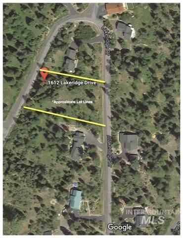 1612 Lakeridge Dr, Mccall, ID 83616 (MLS #98715749) :: Boise River Realty