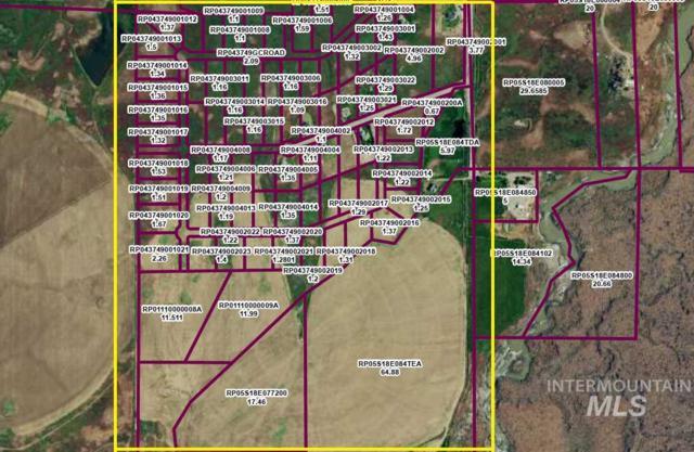 Green Cut Sub/Desert Rose Estates, Shoshone, ID 83352 (MLS #98716350) :: Jon Gosche Real Estate, LLC
