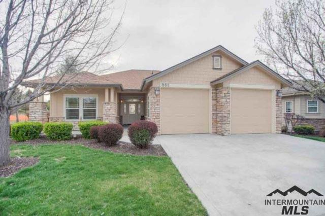 881 S Hallenbeck Lane, Meridian, ID 83642 (MLS #98716548) :: Jon Gosche Real Estate, LLC