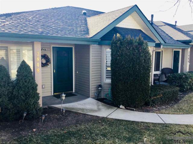 3848 N Bayou Lane, Garden City, ID 83703 (MLS #98716634) :: Idahome and Land
