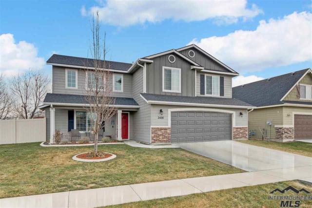 2486 N Sommersby, Meridian, ID 83646 (MLS #98716837) :: Team One Group Real Estate