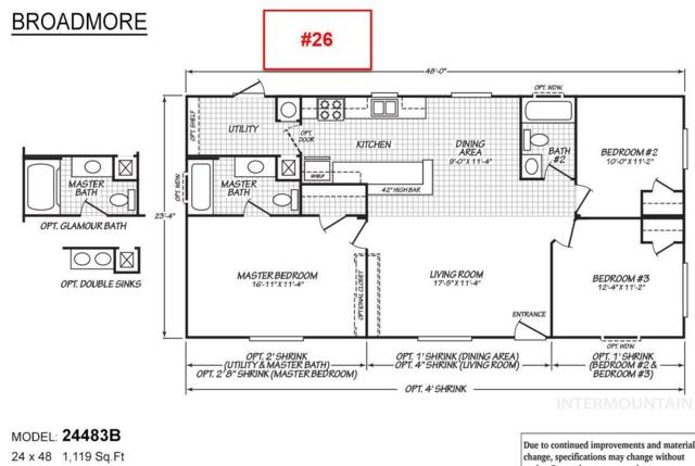 660 Freedom Lane, Emmett, ID 83617 (MLS #98717055) :: Alves Family Realty