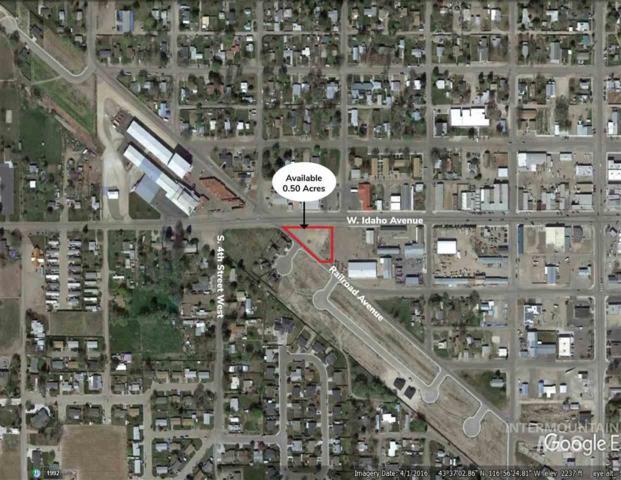 315 W Idaho, Homedale, ID 83628 (MLS #98717243) :: Build Idaho