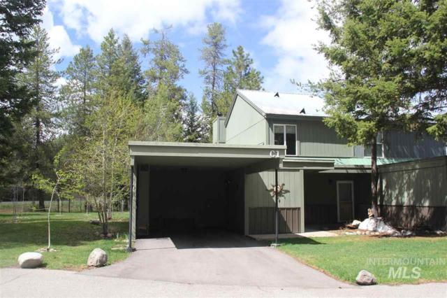 301 Mission C1, Mccall, ID 83638 (MLS #98717340) :: Alves Family Realty