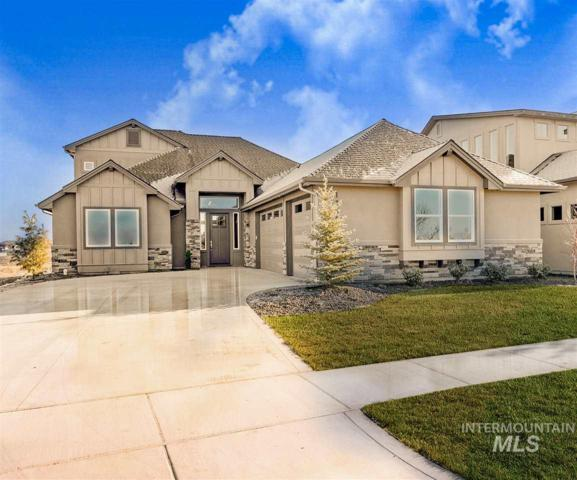 12064 S Hunters Point Drive, Nampa, ID 83686 (MLS #98717383) :: New View Team