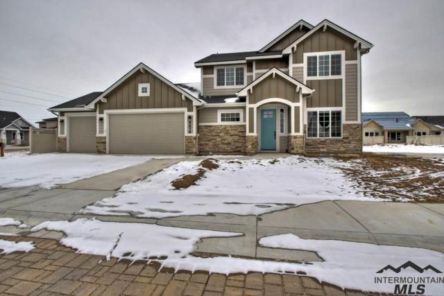 4676 N Girasolo Ave, Meridian, ID 83646 (MLS #98718760) :: Team One Group Real Estate