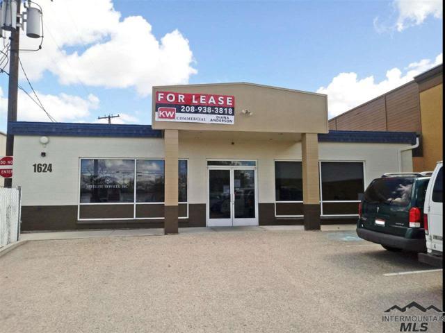 1624 N Meridian Road, Meridian, ID 83642 (MLS #98719400) :: Jon Gosche Real Estate, LLC