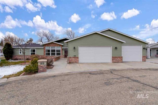 421 S Curtis #312, Boise, ID 83705 (MLS #98719433) :: Silvercreek Realty Group