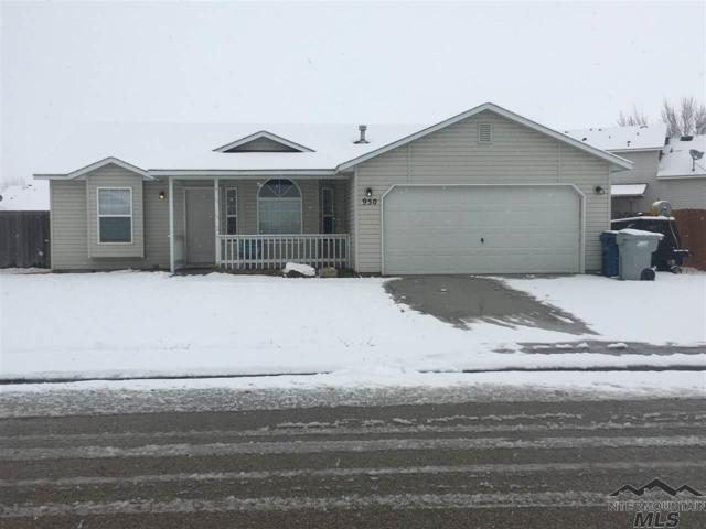950 Valley, Middleton, ID 83644 (MLS #98719628) :: Epic Realty
