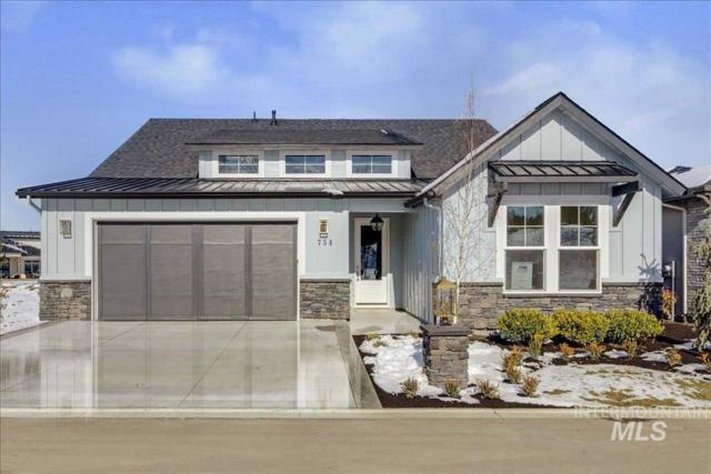 754 E Brooktrail Ln, Eagle, ID 83616 (MLS #98720165) :: Boise River Realty