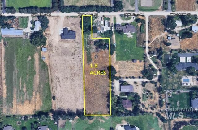 1723 W Washam Road, Eagle, ID 83616 (MLS #98720270) :: Jon Gosche Real Estate, LLC