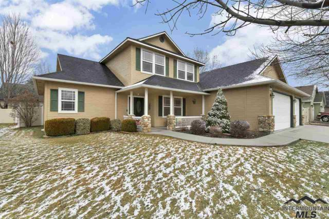 5008 W Charles Street, Meridian, ID 83646 (MLS #98720278) :: Jackie Rudolph Real Estate