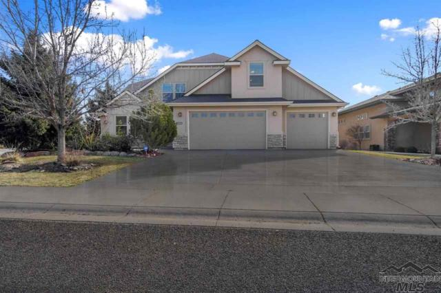 2120 S Chipper Way, Eagle, ID 83616 (MLS #98720646) :: Jon Gosche Real Estate, LLC