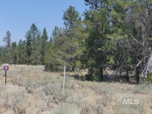 178 Morgan Drive, Mccall, ID 83638 (MLS #98721056) :: Boise River Realty