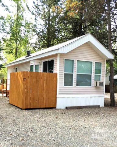 514 N Sawyer #D17 D17, Cascade, ID 83611 (MLS #98721107) :: Epic Realty