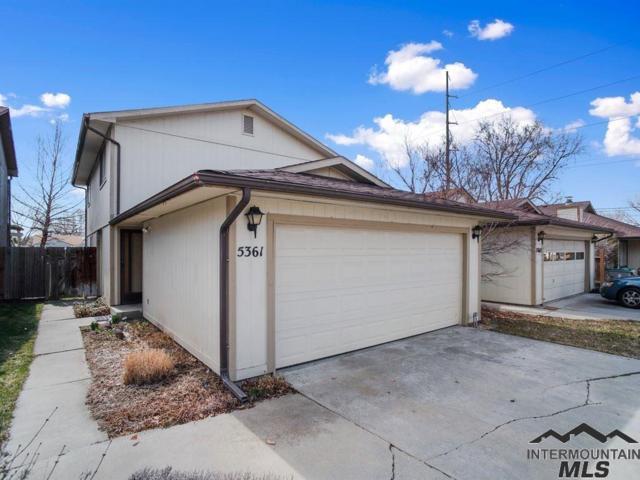 5361 W Grover, Boise, ID 83705 (MLS #98721562) :: Full Sail Real Estate