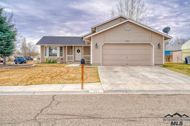 421 Silvertip, Nampa, ID 83686 (MLS #98722077) :: Boise River Realty