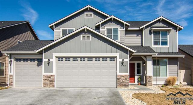 744 E Gannett, Meridian, ID 83642 (MLS #98722130) :: Jon Gosche Real Estate, LLC