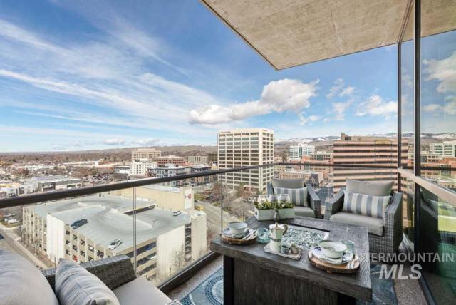 851 W Front Street  #1204, Boise, ID 83702 (MLS #98722173) :: Alves Family Realty