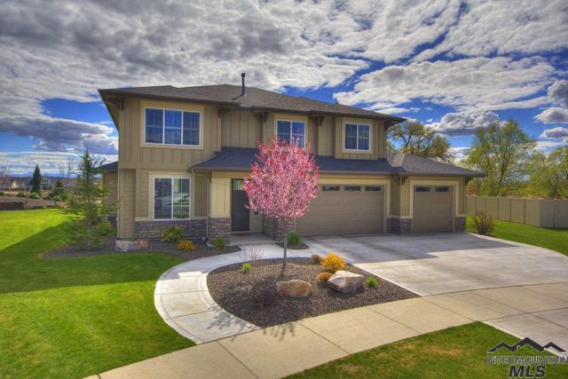 6353 W Donatella St, Eagle, ID 83616 (MLS #98722406) :: Jon Gosche Real Estate, LLC