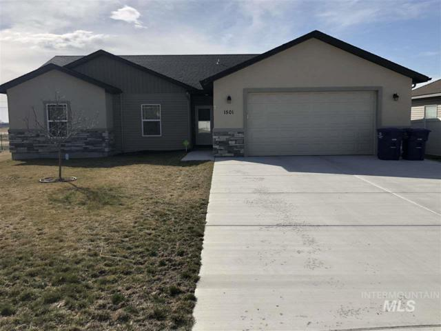 1501 N Adams, Jerome, ID 83338 (MLS #98722527) :: Juniper Realty Group