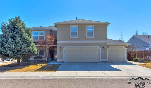 441 Rose Lake Rose Lake, Middleton, ID 83644 (MLS #98722665) :: Jon Gosche Real Estate, LLC