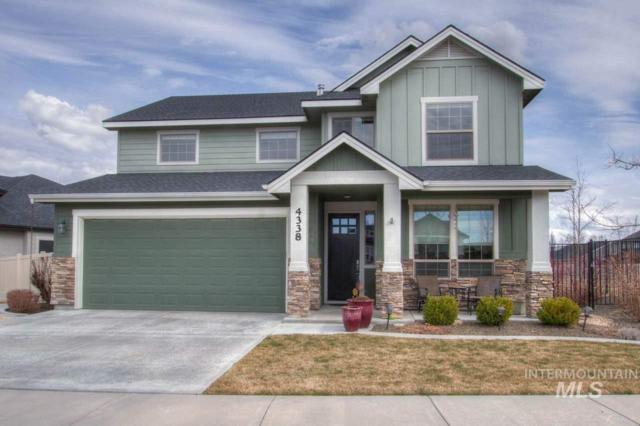 4338 S Dazzle Ave, Meridian, ID 83642 (MLS #98722865) :: Legacy Real Estate Co.