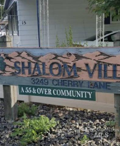 3249 Cherry Lane, Boise, ID 83705 (MLS #98722910) :: Jon Gosche Real Estate, LLC
