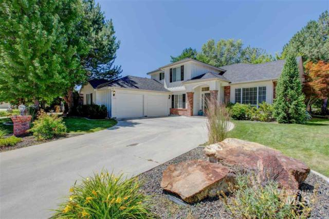 1353 S Gosling Place, Eagle, ID 83616 (MLS #98723119) :: Jon Gosche Real Estate, LLC