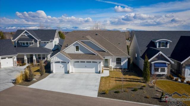 6630 N Tree Haven Way, Meridian, ID 83646 (MLS #98723410) :: Legacy Real Estate Co.